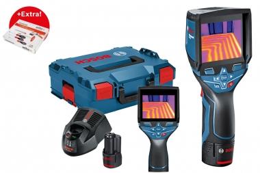 BOSCH GTC 400 C kamera termowizyjna + narzędzia WIHA