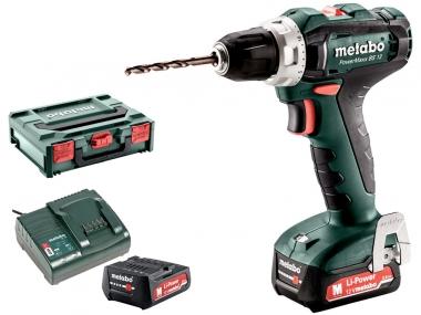 METABO PowerMaxx BS 12 wkrętarka 40Nm 12V 2,0Ah
