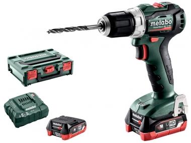 METABO PowerMaxx BS 12 BL wkrętarka 45Nm 12V 4,0Ah