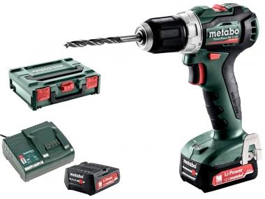 METABO PowerMaxx BS 12 BL wkrętarka 45Nm 12V 2,0Ah