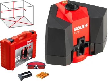 SOLA FLOX laser krzyżowy podłogowy