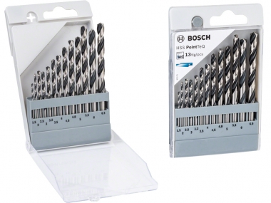 BOSCH PointTeQ zestaw wiertła do metalu 13szt.