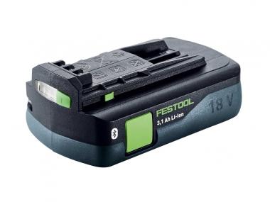 FESTOOL BP 18 Li 3,1 CI akumulator 3,1Ah Bluetooth