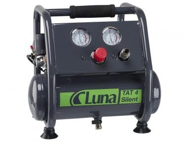 LUNA 0,5Hp-4l sprężarka bezolejowa 4L 8bar