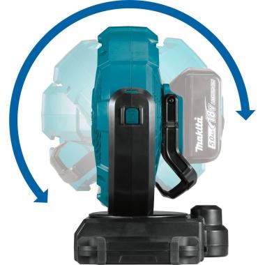 MAKITA DCF102Z wentylator akumulatorowy 14,4V 18V