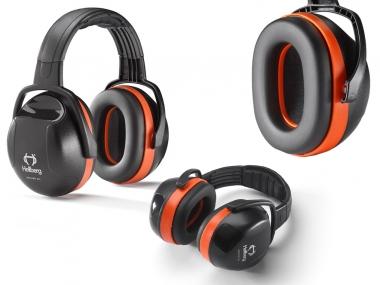 HELLBERG Secure3  nauszniki słuchawki ochronne