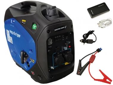 ADLER AD2200S agregat prądotwórczy 2,2kW