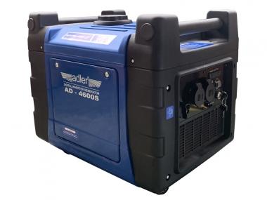 ADLER AD4600S agregat prądotwórczy 4,0kW