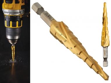 DeWALT DT5026 wiertło stopniowe 6-12mm