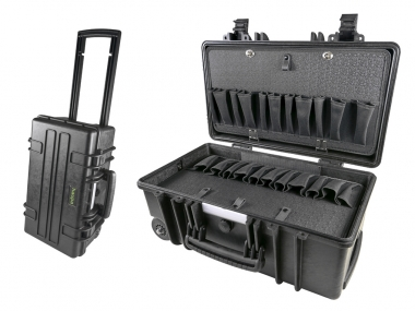 HAUPA 220299 skrzynia walizka na kołach