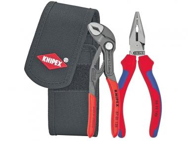 KNIPEX 002072V06 zestaw klucz i szczypce w etui