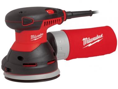 MILWAUKEE ROS 125 E szlifierka mimośrodowa 125mm 300W