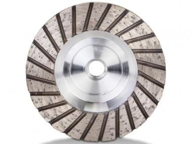 RUBI 5921 tarcza diamentowa garnkowa do kamienia 100mm M14