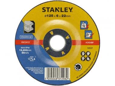STANLEY STA32055 tarcza szlifierska do metalu 125 mm
