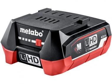 METABO akumulator 12V 4,0Ah LiHD oryginalny