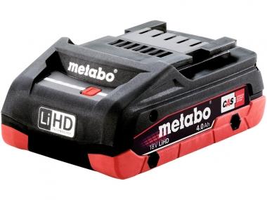 METABO akumulator 18V 4,0Ah LiHD oryginalny