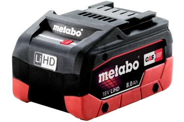 METABO akumulator 18V 8,0Ah LiHD oryginalny
