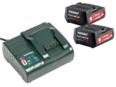 METABO SC 30 ładowarka akumulator 12V 2,0Ah x2
