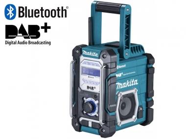MAKITA DMR112 radio budowlane bez aku DAB/DAB+