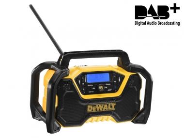 DEWALT DCR029 radio budowlane akumulatorowe DAB+