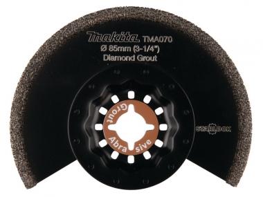 MAKITA B65034 brzeszczot łukowy diamentowy 85mm K40