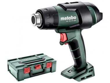 METABO HG 18 LTX 500 opalarka akumulatorowa 18V