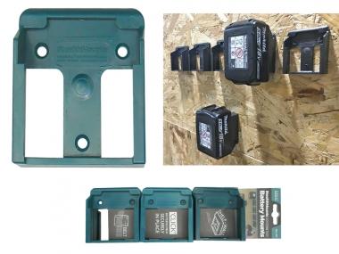 Uchwyt na akumulator MAKITA 18V LXT x6 zestaw