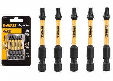 DeWALT DT7397T bity udarowe T27 50mm x5 zestaw