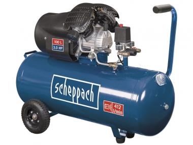 SCHEPPACH HC120DC sprężarka kompresor 100L 10bar
